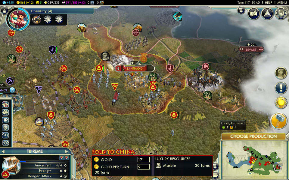 Level 9 Mod For Sid Meier S Civilization V Challenge 1