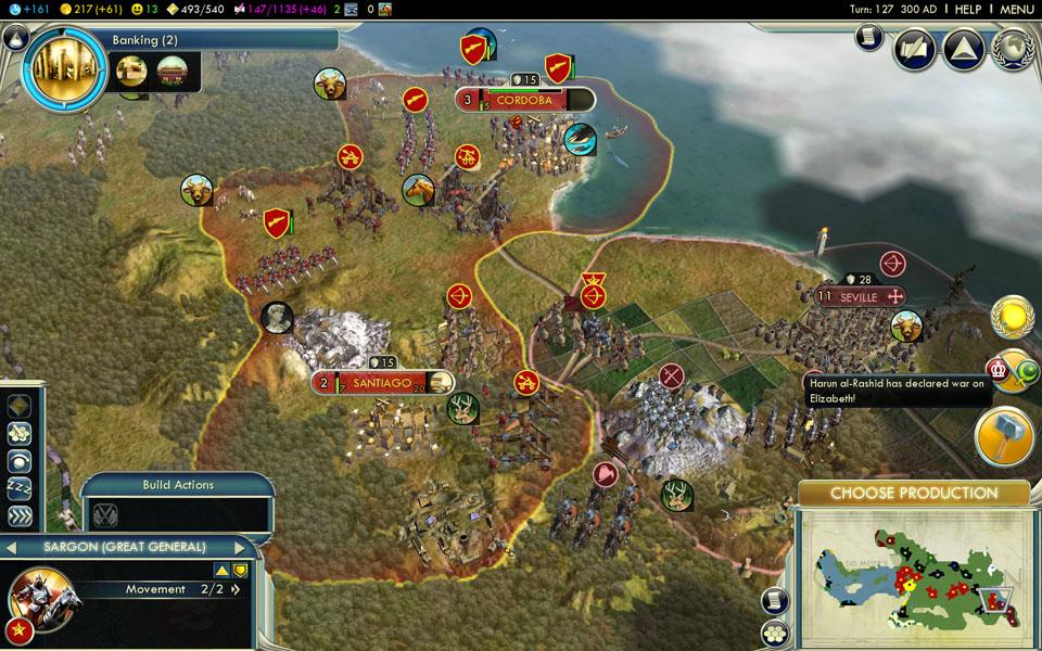 Civilization v strategy persia