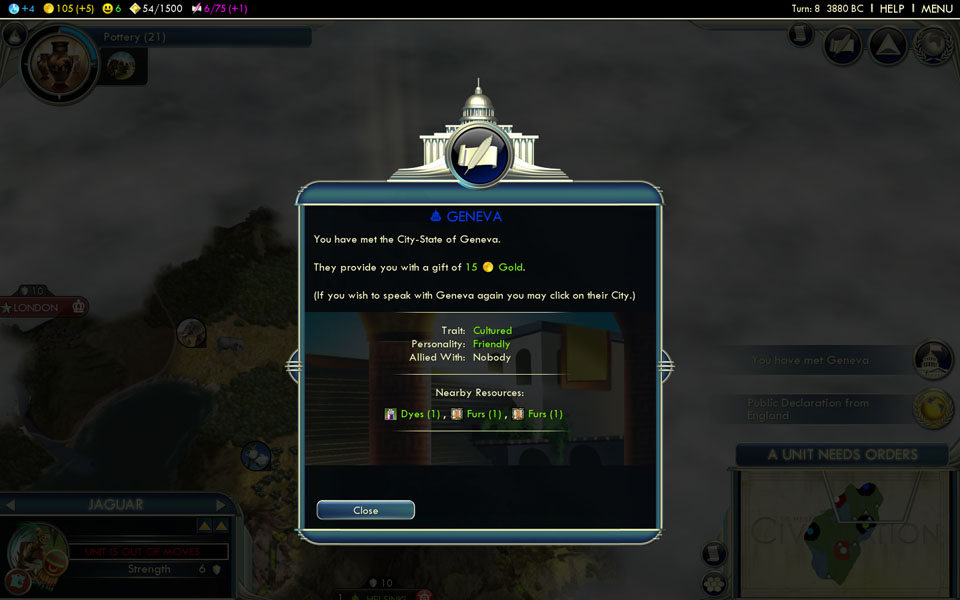 how to play civ 6 on deity